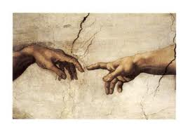 Michelangelo: Ceiling of Sistine Chapel ~ Creation